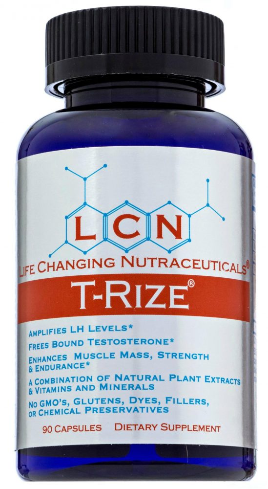 LCN T-Rize product front facing image